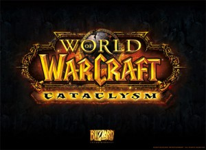 World of Warcraft - Cataclysm Logo