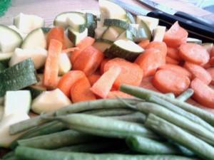 schmeckt eindeutig besser: Wok-Gerichte mit frischem Gemüse