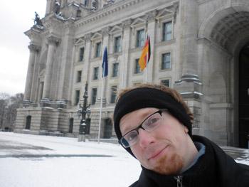 Bild 3: Reichtagsgebäude in Berlin