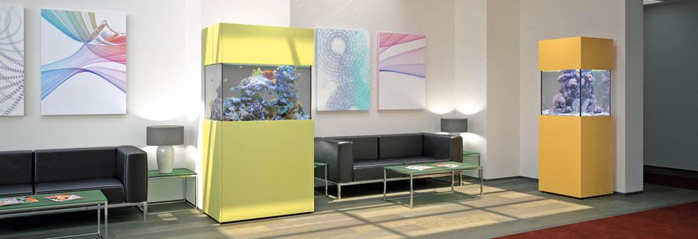 Meerwasseraquarium: Innenarchitektur Raumgestaltung