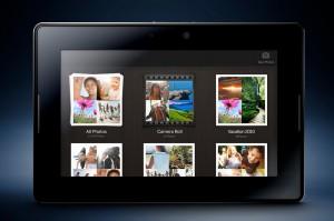Das neue Blackberry Playbook