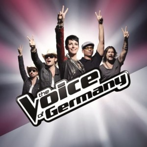 The Voice of Germany und die Jury
