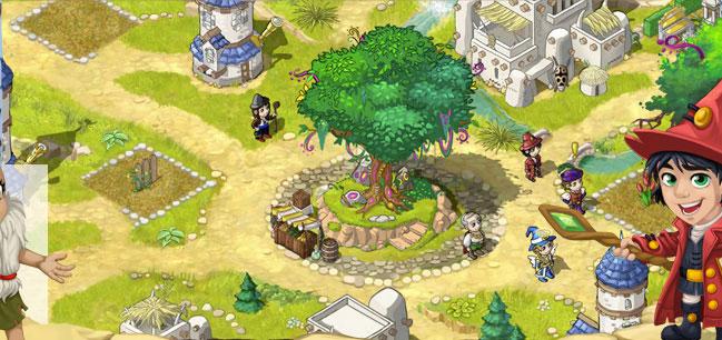 Miramagia - Farm Game mit Magie-Feeling