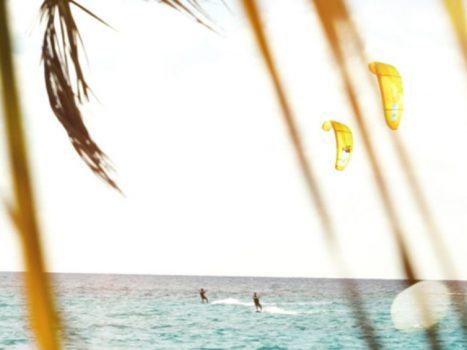 kitesurfen ist voll im Trend